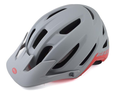 Bell 4Forty MIPS Mountain Bike Helmet (Grey/Crimson) (S)