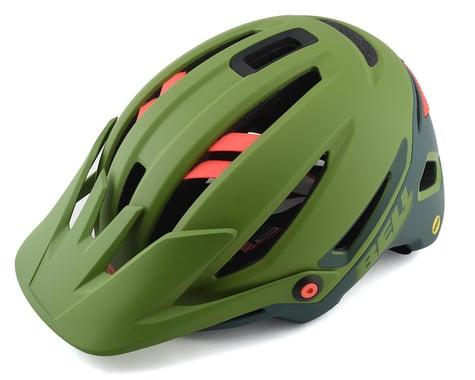 Bell Sixer MIPS Mountain Bike Helmet (Green/Infrared)