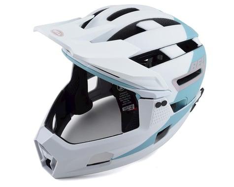 Bell Super Air R MIPS Helmet (White/Purple)