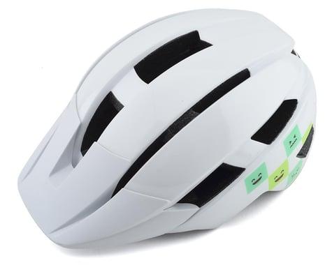 Bell Sidetrack II Toddler Helmet (White Champ)