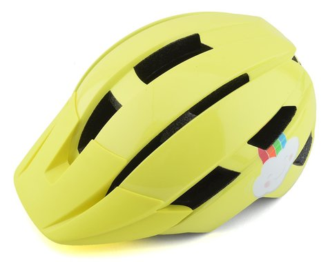Bell Sidetrack II Toddler Helmet (Yellow Rainbow)