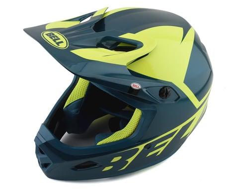 Bell Transfer Full Face Helmet (Blue/HiViz)