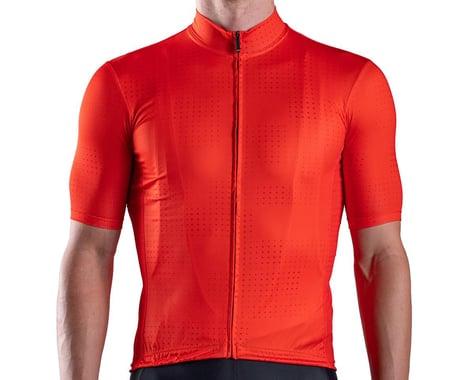Bellwether Men's Revel Short Sleeve Jersey (Orange) (S)