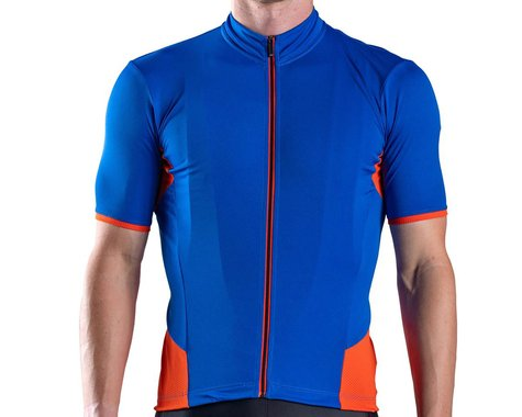Bellwether Men's Distance Jersey (Royal) (S)