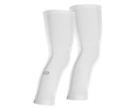 Bellwether Sol-Air Knee Cover Cycling Sun Sleeves (White)