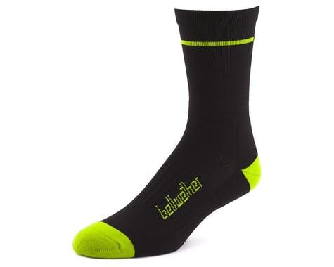 Bellwether Optime Socks (Black/Yellow) (S)