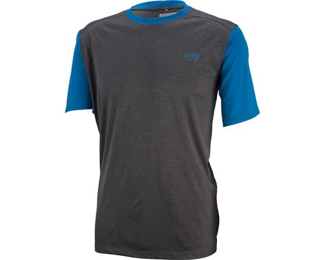 Bellwether Mathis Men's Short Sleeve Jersey (Charcoal)