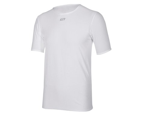 Bellwether Short Sleeve Base Layer (White)