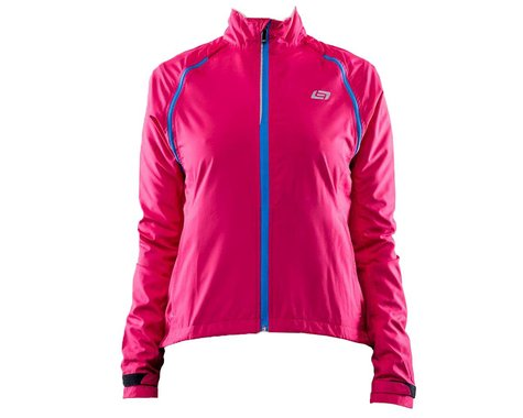 Bellwether Women's Velocity Convertible Jacket (Berry) (S)