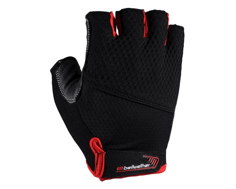 Bellwether Gel Supreme Gloves (Ferrari Red/Black) (S)