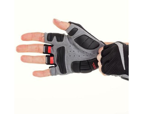 Bellwether Women's Ergo Gel Gloves (Black/Grey) (S)