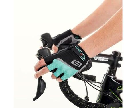 Bellwether Women's Ergo Gel Gloves (Aqua) (S)