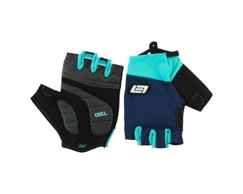 Bellwether Pursuit Gel Short Finger Gloves (Navy) (S)