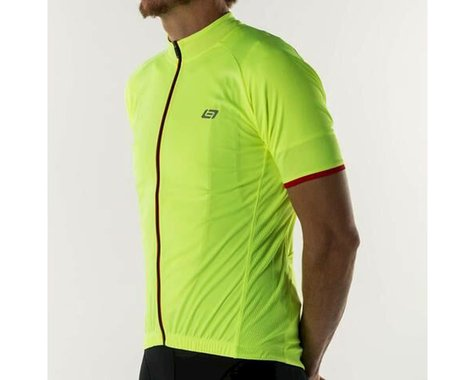Bellwether Classic Criterium Pro Cycling Jersey (Hi-Vis) (2XL)