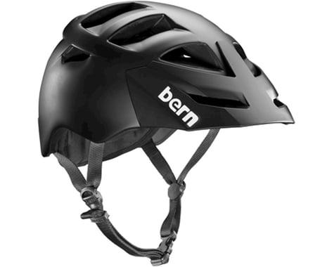 Bern Morrison MTB Helmet (Matte Black)
