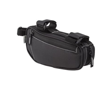 Bikase Little John Top Tube/Frame Bag (Black)