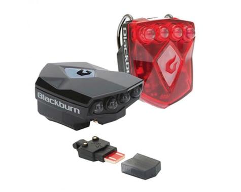 Blackburn FLEA 2.0 USB Front Headlight and FLEA 2.0 USB Rear Tail Light