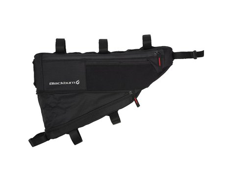Blackburn Outpost Frame Bag (Black) (M)
