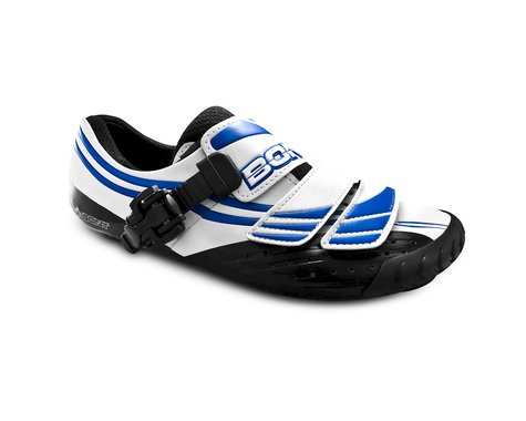 Bont A-Three Road Shoes - Closeout (Blue/White) (40.5)