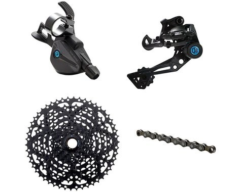 Box Three Prime 9 Groupset (9 Speed) (X-Wide Cage) (Multi Shift) (11-50T)