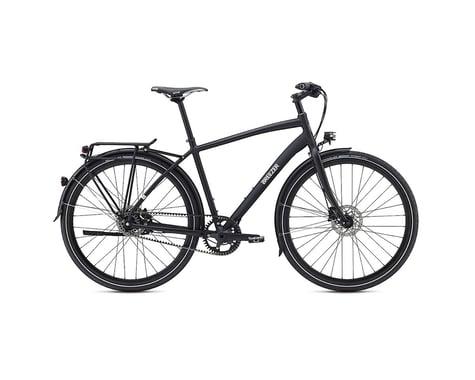 Breezer Beltway 11+ City Bike -- 2017 Performance Exclusive (Black / Green)
