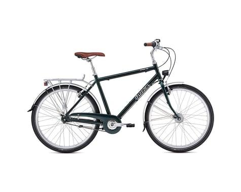 Breezer Uptown 5 City Bike - 2014 (Green) (19.5)