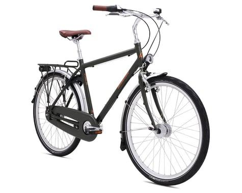 Breezer Uptown 8 City Bike - 2016 (Green) (45)