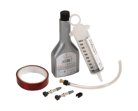 Effetto Mariposa Caffelatex Tubeless Kit (25mm Tape) (250ml Sealant w/ Injector)