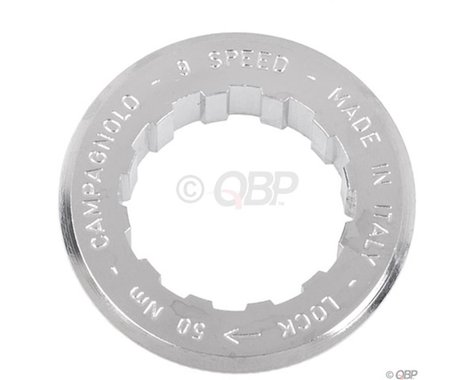 Campagnolo Campagnolo/Fulcrum 27.0mm Steel Lockring for 11t first cog, Campagnolo Cassettes