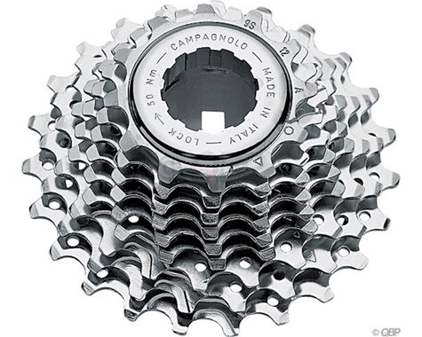 Campagnolo Veloce Cassette (Silver) (9 Speed) (Campagnolo 9 Speed) (13-26T)