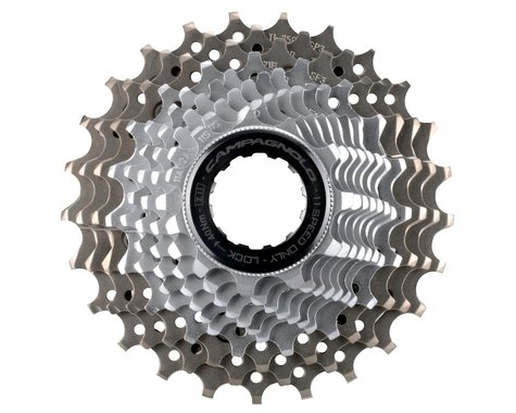 Campagnolo Record 11-Speed Cassette (Silver/Grey) (11-25T)