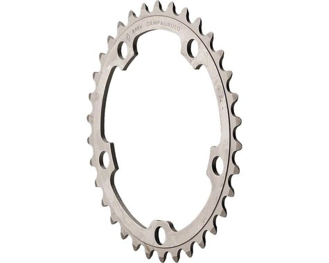 Campagnolo 10-Speed Chainring for Centaur (Silver) (110mm CT BCD) (Offset N/A) (34T)