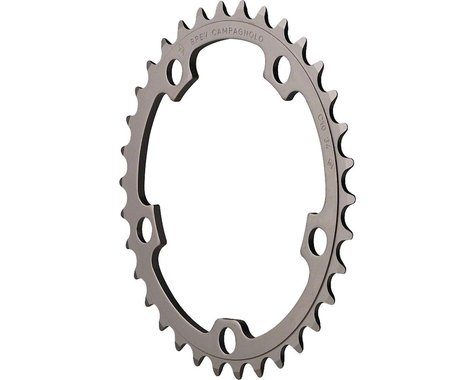 Campagnolo 10-Speed Chainring (Matte Grey) (110mm CT BCD) (Offset N/A) (34T)