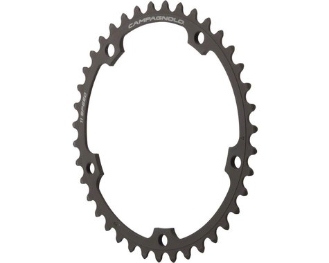 Campagnolo 11-Speed Chainring (Black) (135mm BCD) (Offset N/A) (39T)