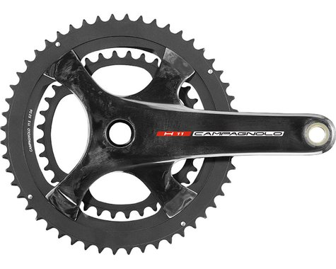 Campagnolo H11 Crankset - 170mm, 11-Speed, 50/34t, 112/146 Asymmetric BCD, Ultra