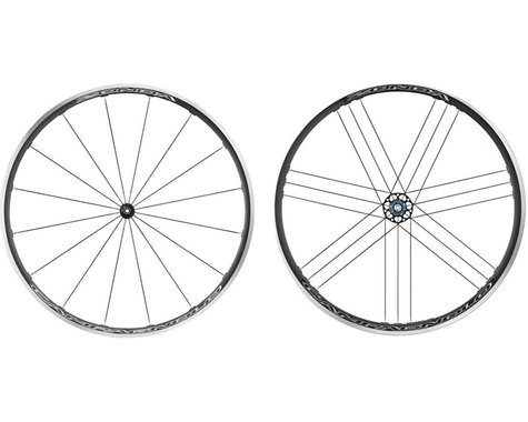 Campagnolo Zonda Wheelset (Black) (Campagnolo 10/11/12) (QR x 100/130mm) (700c)