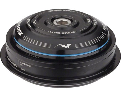 Cane Creek 40 Tapered Headset (Black) (ZS44/28.6) (ZS56/40)