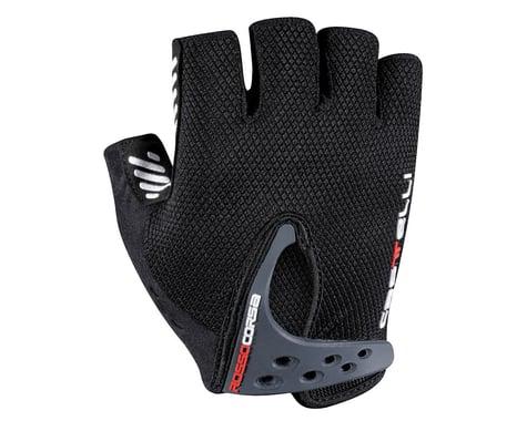 Castelli S. Rosso Corsa Gloves (Black)