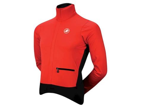 Castelli Alpha Jacket (Red)