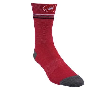 Castelli Atelier Socks (Pink)