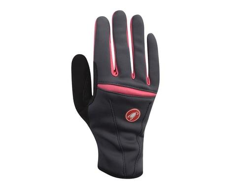 Castelli Women's Cromo Gloves (Black/Purple)