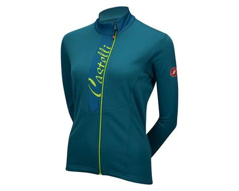 Castelli Women's Sorriso Long Sleeve Jersey (Aqua)