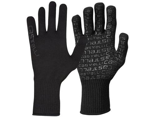 Castelli Corridore Long Finger Gloves (Black) (L/XL)