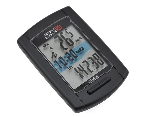 CatEye Stealth 50 GPS Bike Computer