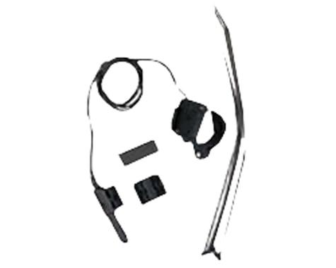 CatEye Rear Sensor And Computer Mount: Universal Handlebar