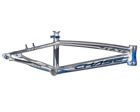 CHASE RSP4.0 Race Bike Frame (Polished w/Blue/Grey)