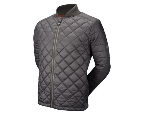 CHCB Puffy Reversible Jacket (Grey/Orange)