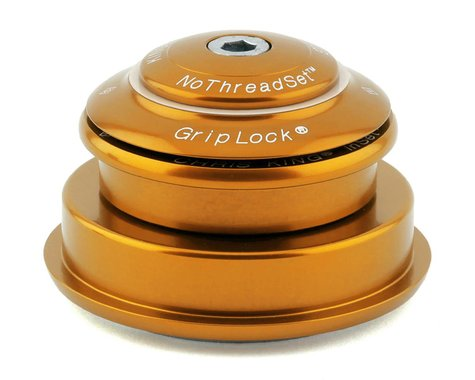 """Chris King InSet 2 Headset (Gold) (1-1/8"""" to 1-1/2"""") (ZS44/28.6) (ZS56/40)"""