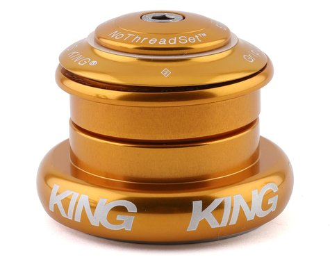 """Chris King InSet 7 Headset (Gold) (1-1/8"""" to 1-1/2"""") (ZS44/28.6) (EC44/40)"""