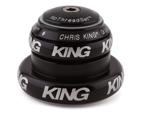 "Chris King NoThreadSet Tapered Headset (Black) (1-1/8"" to 1-1/2"") (EC34/28.6) (EC44/40)"